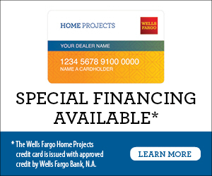 Apply For Wells Fargo Financing Today